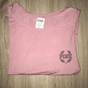 2 for $45 Pink long sleeve